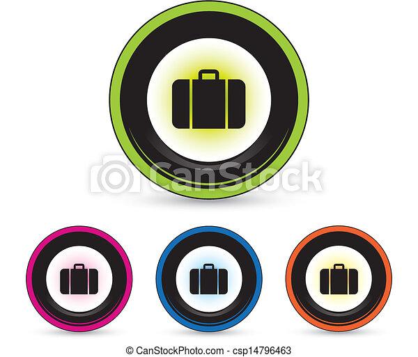 button icon set - csp14796463