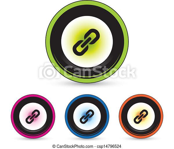 button icon set - csp14796524