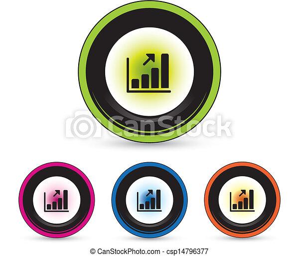 button icon set - csp14796377