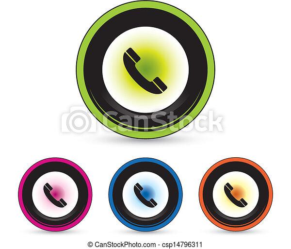 button icon set - csp14796311