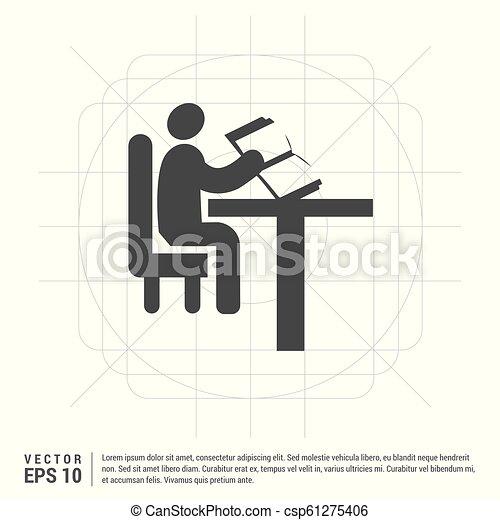 button icon - csp61275406