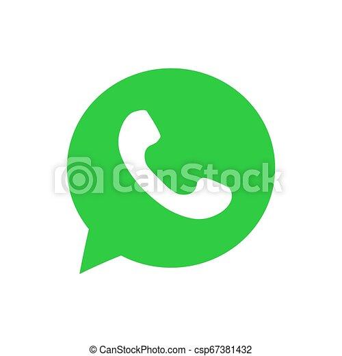 Button phone icon. - csp67381432