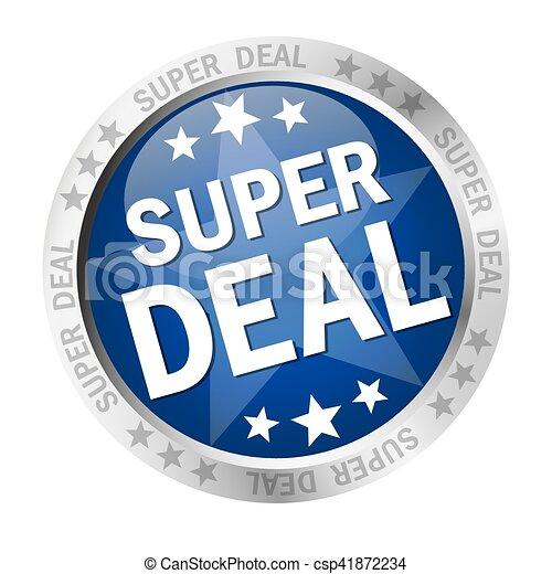 Button Super Deal - csp41872234