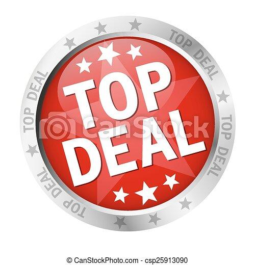 Button - Top Deal - csp25913090