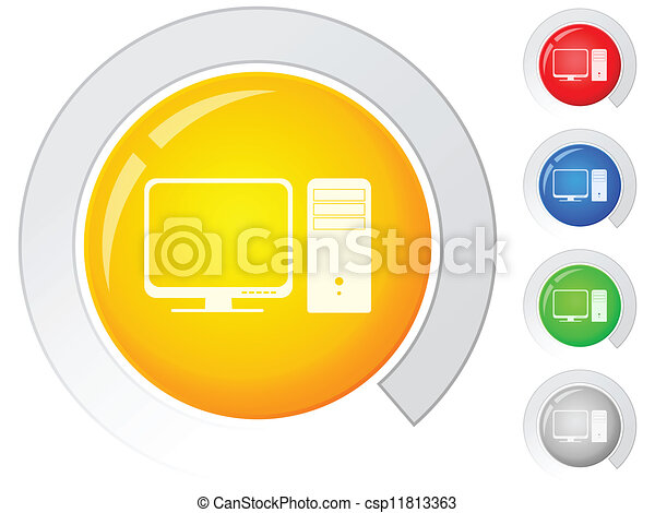 buttons PC - csp11813363