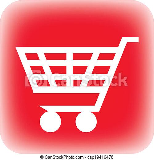 Buy button - csp19416478