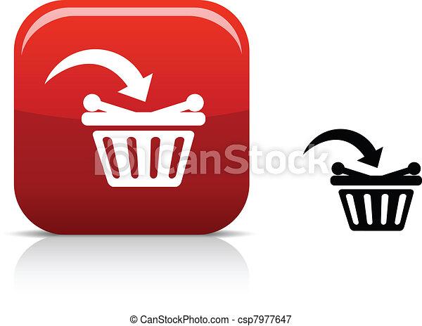 Buy icon. - csp7977647