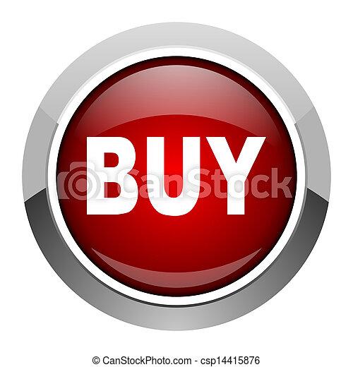 buy icon - csp14415876
