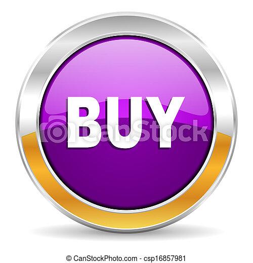 buy icon - csp16857981