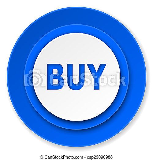 buy icon - csp23090988