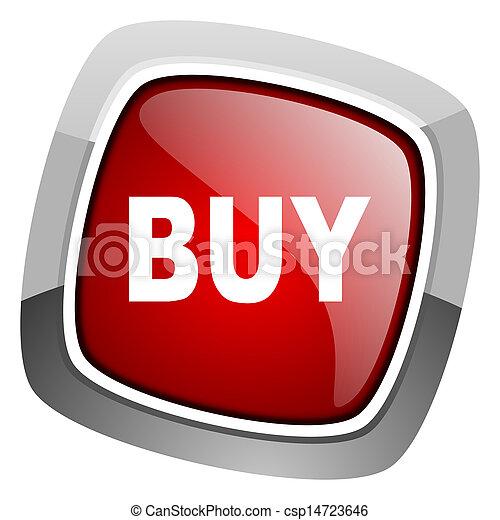 buy icon - csp14723646