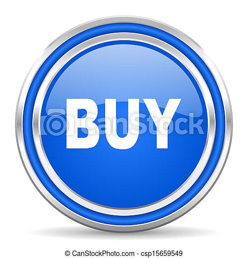 buy icon - csp15659549