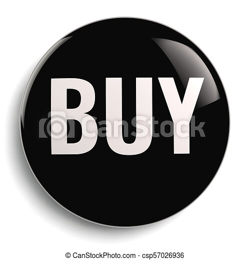 Buy Icon Symbol on White - csp57026936