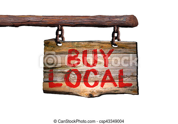 Buy local - csp43349004