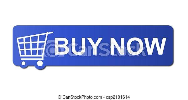Buy Now Blue - csp2101614