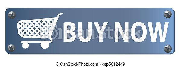 Buy Now Button - csp5612449