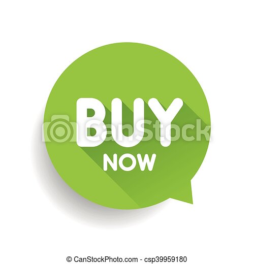 Buy Now button vector - csp39959180