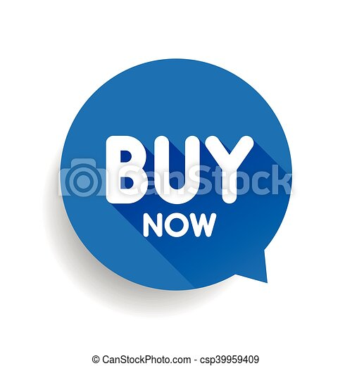 Buy Now button vector - csp39959409
