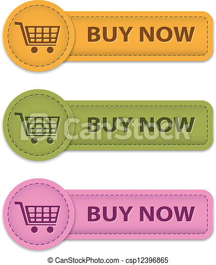 Buy Now buttons - csp12396865