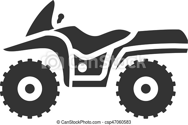 BW Icons - All terrain vehicle - csp47060583