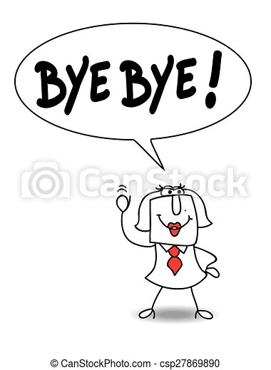 Bye - csp27869890