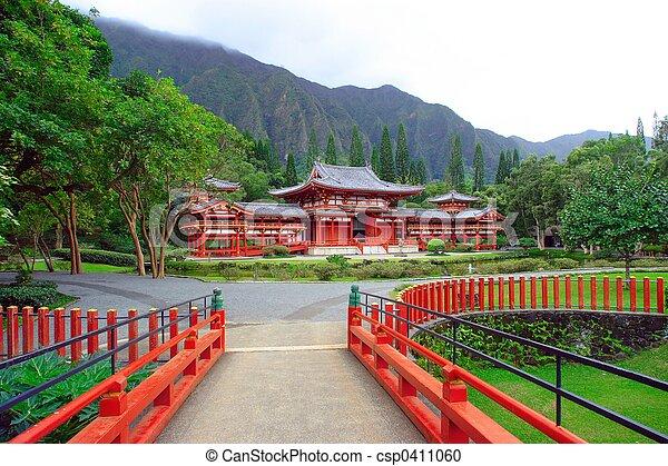 Byodo-In Temple - csp0411060