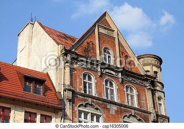 Bytom, Poland - csp16305006