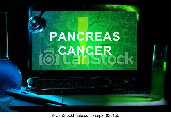 cáncer, páncreas - csp24020158