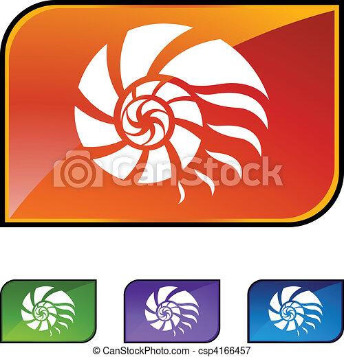 Concha de Nautilus - csp4166457