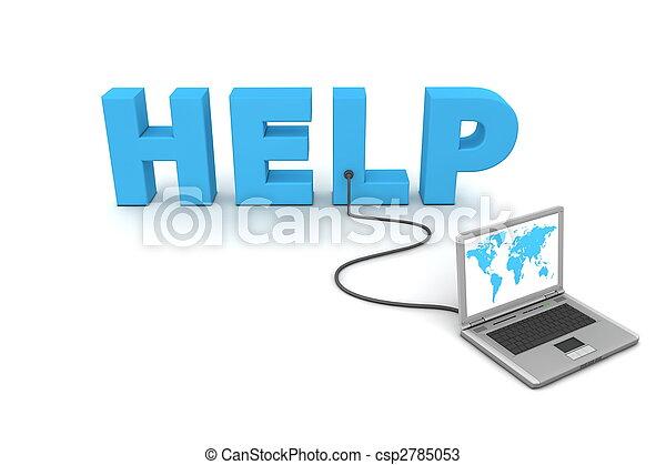 câble, aide - csp2785053
