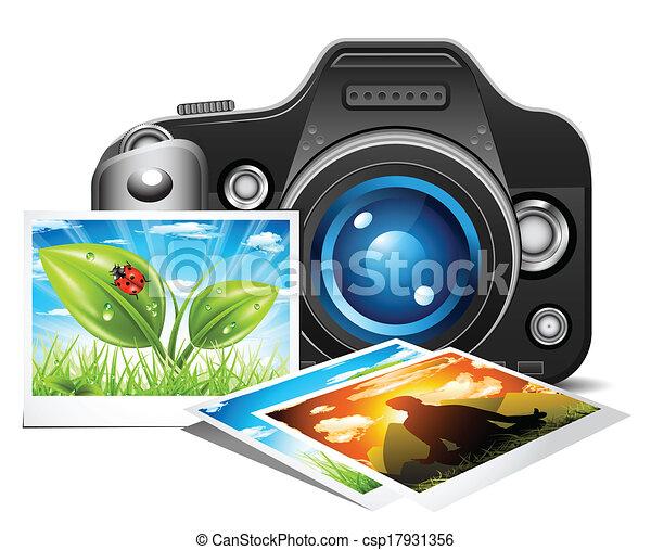 câmera - csp17931356
