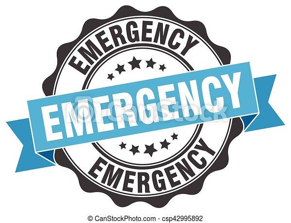 cégtábla., stamp., szükséghelyzet, fóka - csp42995892