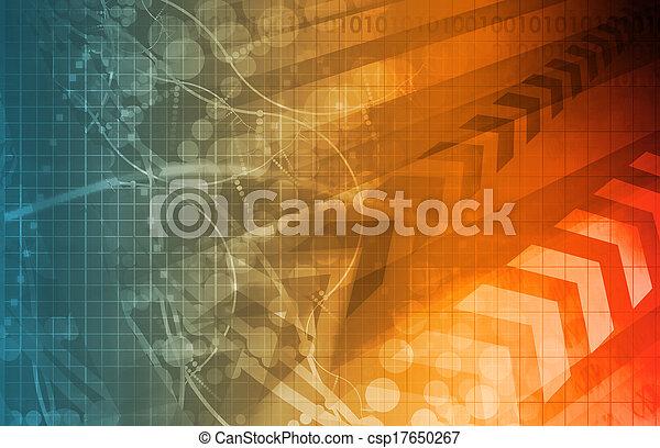 célula, caule, pesquisa - csp17650267