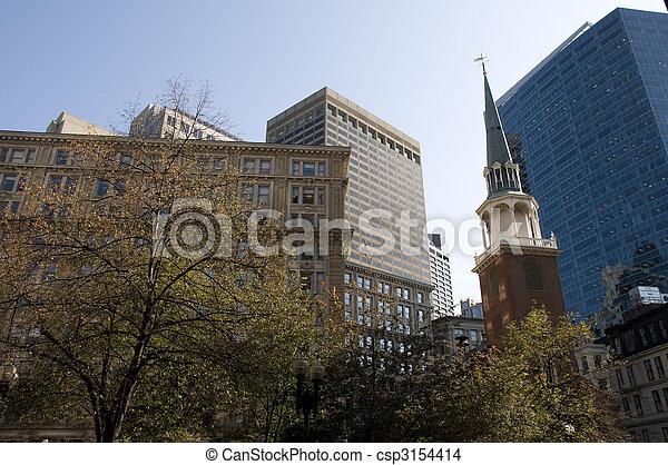 céntrico, boston - csp3154414