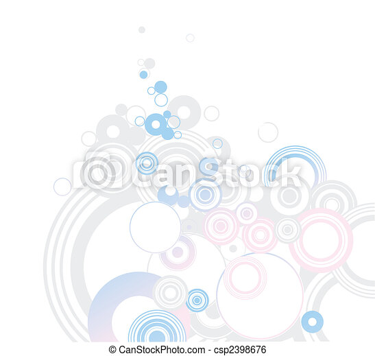 Círculo de fondo - csp2398676
