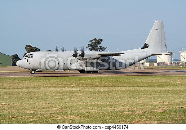 C-130 Hercules - csp4450174