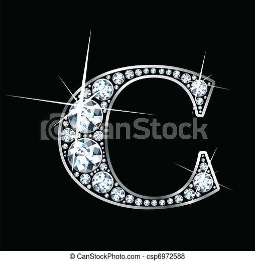 """""""c"""", diamant - csp6972588"""