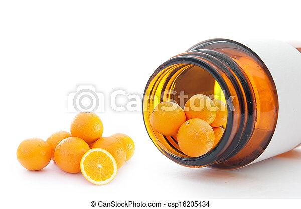 Vitamina C - csp16205434