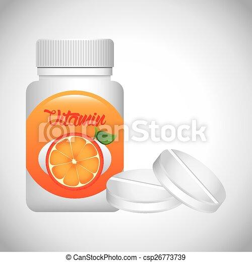 c, vitamine - csp26773739