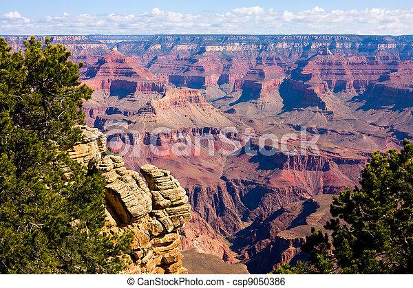 Grand Canyon National Park - csp9050386