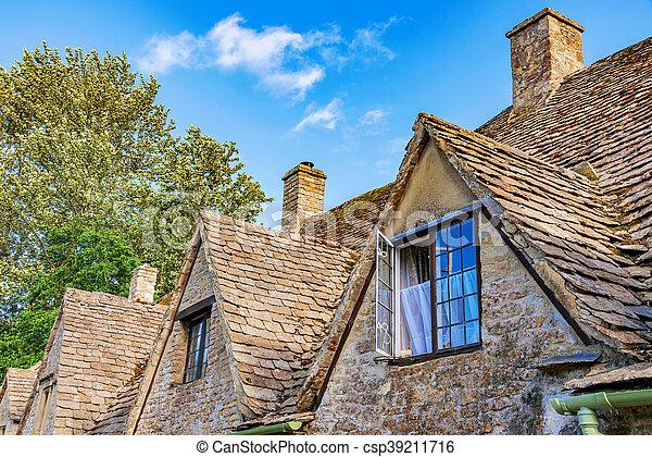 Cottage homes - csp39211716