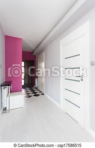 Casa de campo Vibrant - pasillo - csp17586515