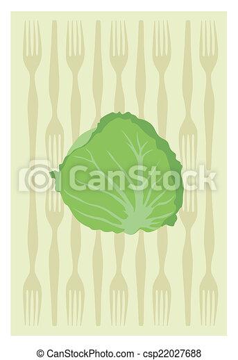 cabbage - csp22027688