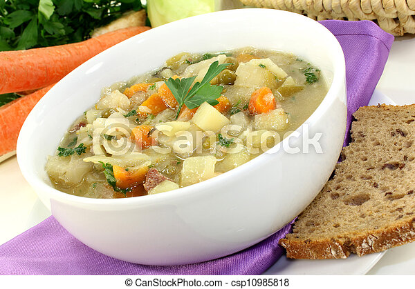 Cabbage soup - csp10985818