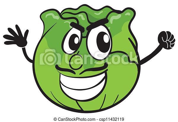 cabbage - csp11432119