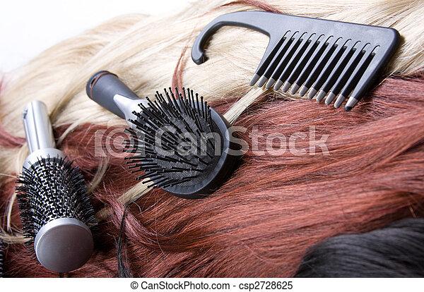 cabelo - csp2728625