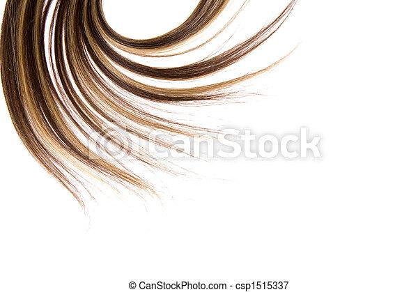 cabelo, longo - csp1515337
