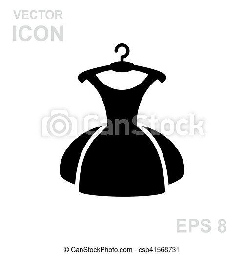 cabide, vestido - csp41568731