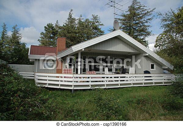 Cabin - csp1390166