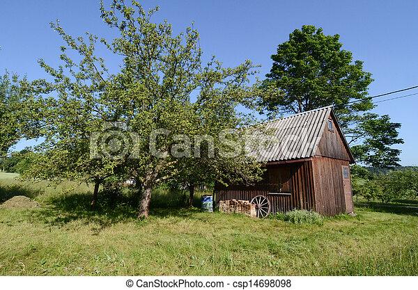 cabin - csp14698098